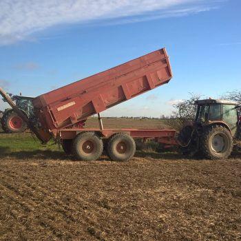 Ravitaillement semis céréales 18350 Blet