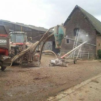 Broyage de grains : blé, Orge, Avoine, Maïs etc.. Stockage en vrac